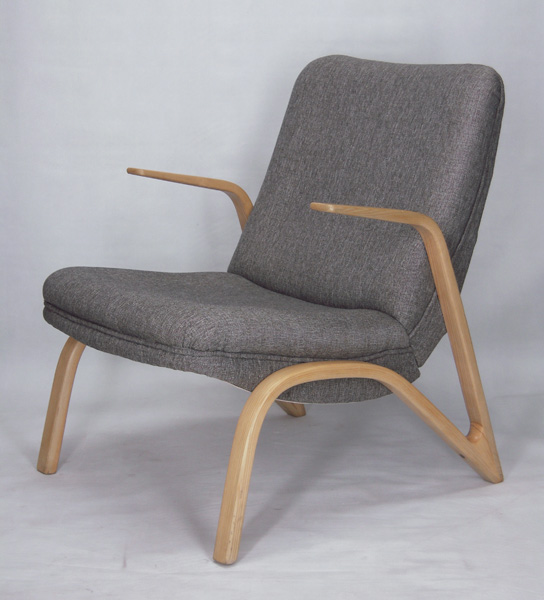 Paire de fauteuils 1950 club esay chair - Fauteuil de lecture comfortabele ...