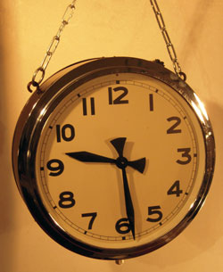 index horloge double face aeg. Black Bedroom Furniture Sets. Home Design Ideas