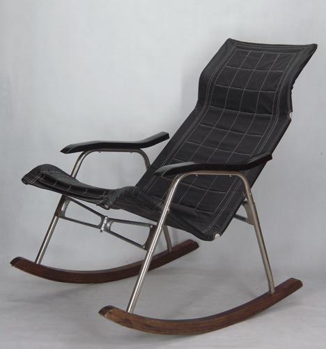 Rock In Chair Design Fauteuil A Bascule Pliant